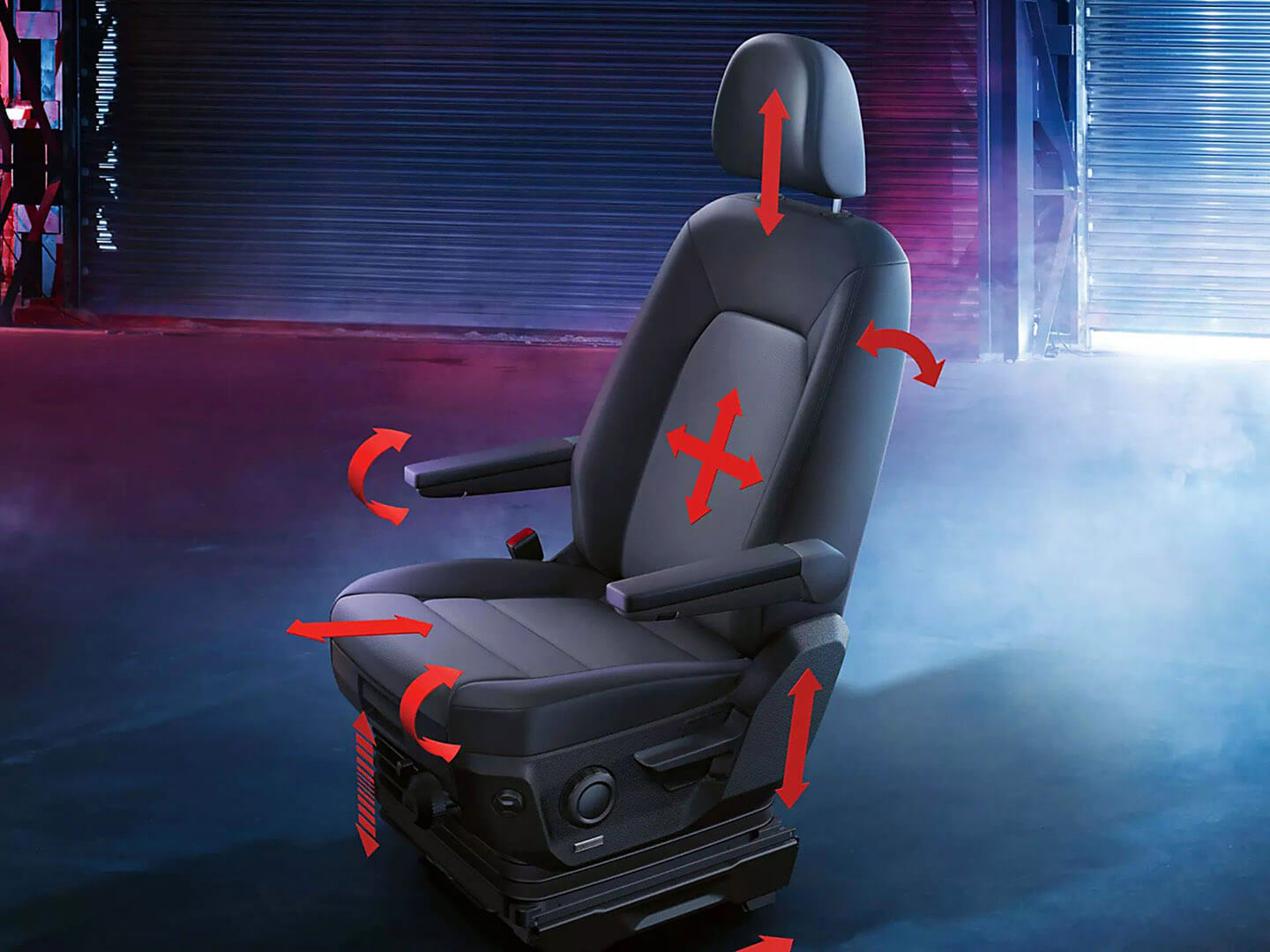 Comfort for the team Seating Image