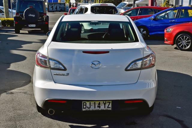 2011 Mazda 3 BL Series 1 MY10 Neo Sedan Image 4