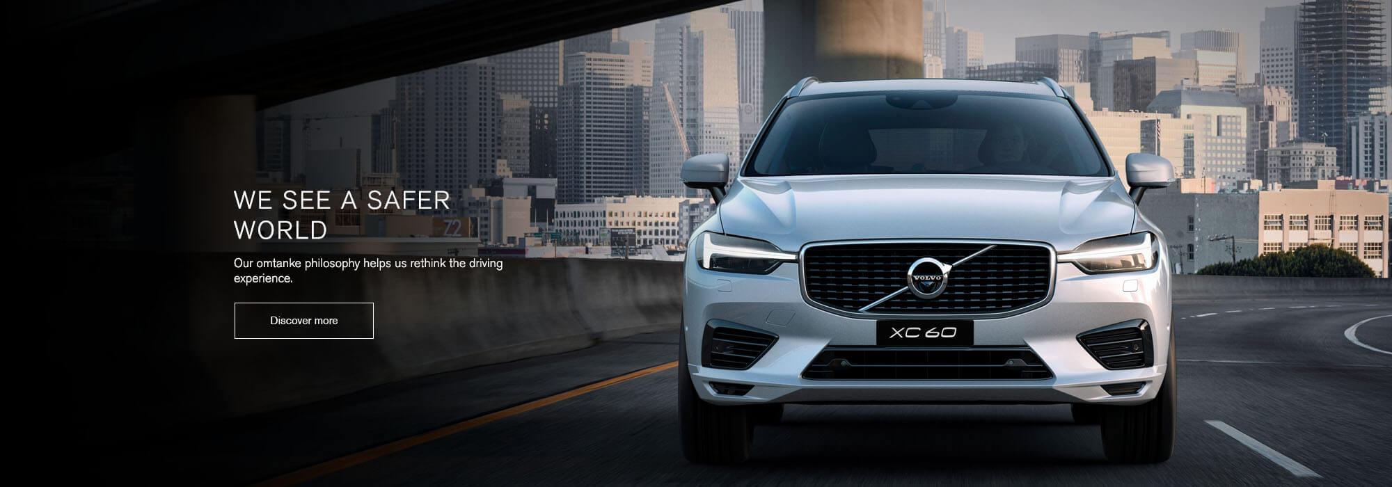 Volvo Dealer Geelong - Volvo Cars Geelong