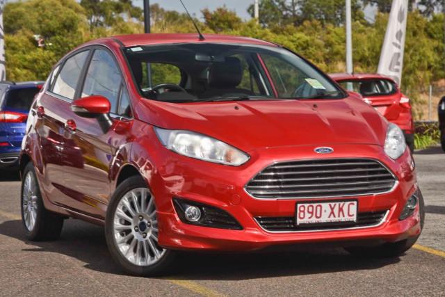 2017 MY16.5 Ford Fiesta WZ Sport Hatch