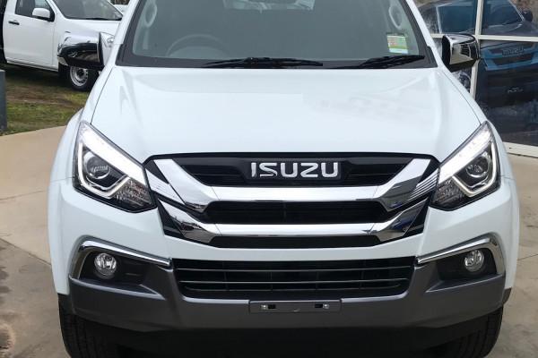 2020 MY19 Isuzu UTE MU-X LS-U 4x2 Wagon Image 2