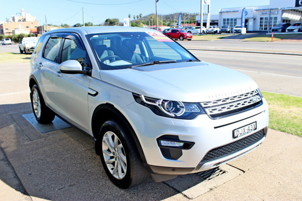 2016 MY17 Land Rover Discovery Sport L550  TD4 180 TD4 180 - HSE Suv