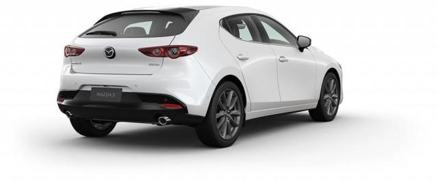 2021 Mazda 3 BP G20 Touring Hatchback Mobile Image 13