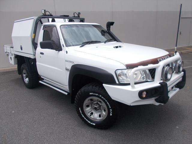 Nissan Patrol DX GU 6 Series II
