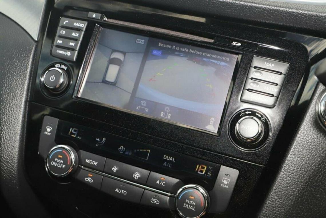 2019 Nissan QASHQAI J11 Series 2 Ti Suv Image 11