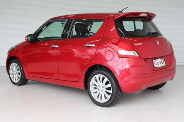 2012 Suzuki Swift FZ RE2 Hatchback Image 5
