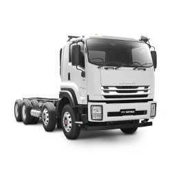 New Isuzu FY Series