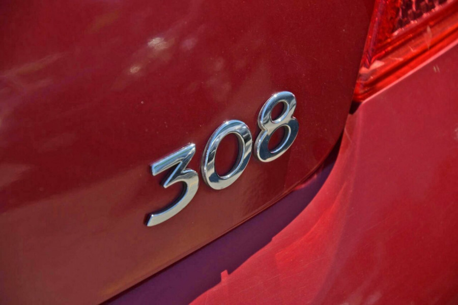 2010 Peugeot 308 T7 XS Hatchback Image 6
