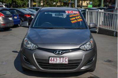 2013 Hyundai I20 PB MY14 Active Hatchback Image 3