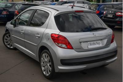 2012 Peugeot 207 A7 Series II MY12 Sportium Hatchback Image 5