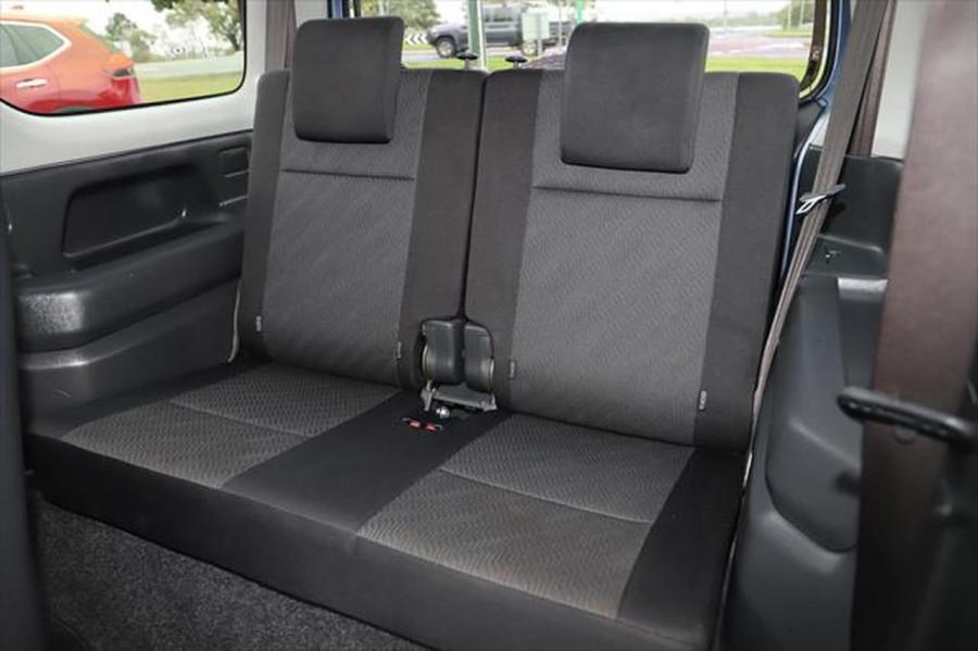 2012 Suzuki Jimny SN413 T6 Sierra Hardtop Image 8