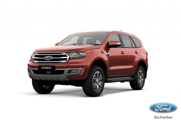 2018 MY19 Ford Everest UAII Trend 4WD Wagon