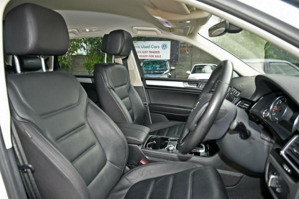 2017 Volkswagen Touareg 7P MY17 150TDI Tiptronic 4MOTION Suv Image 5