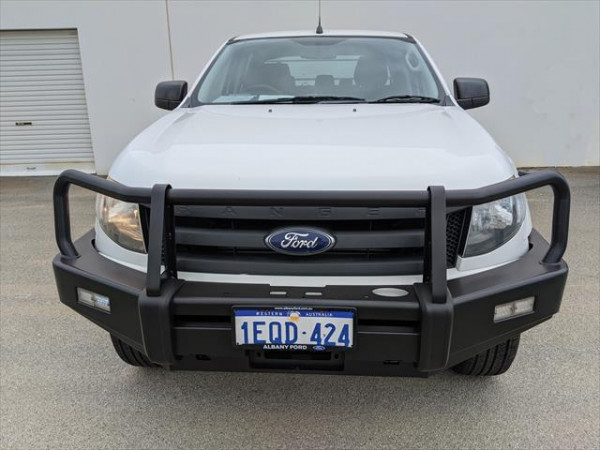 2014 Ford Ranger PX XL Cab chassis - dual cab Image 2