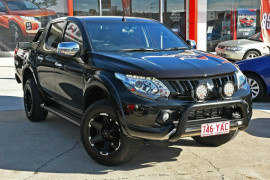 Mitsubishi Triton GLS Double Cab Sports Edition MQ MY17