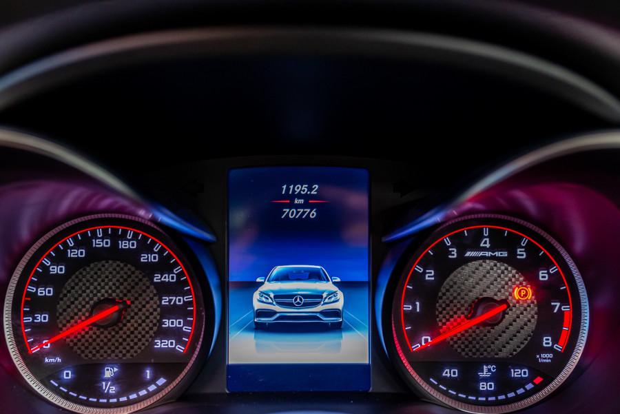 2016 MY07 Mercedes-Benz C-class W205  C63 AMG S Sedan Image 30