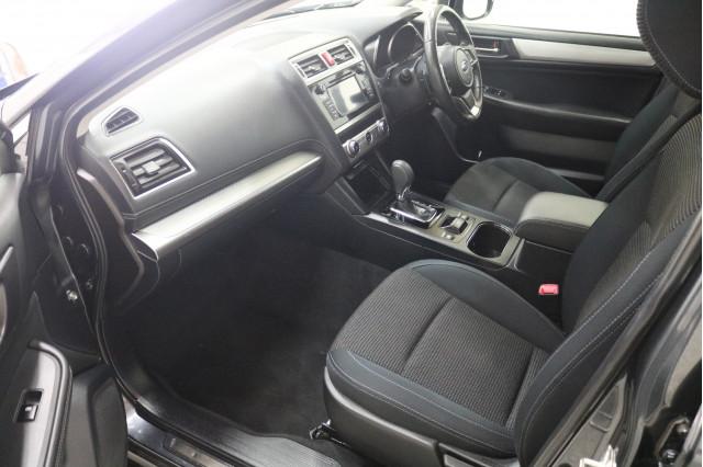 2018 Subaru Outback B6A MY18 2.5I Suv Image 5