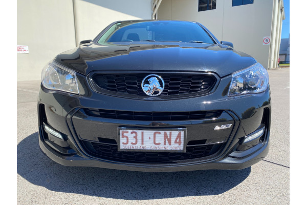 2016 Holden Ute Utility Image 2