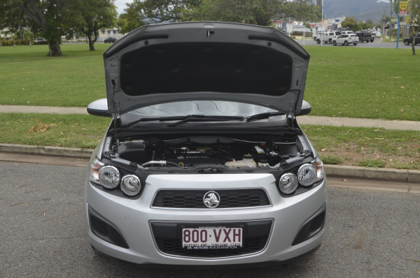 2015 Holden Barina TM CD Hatchback