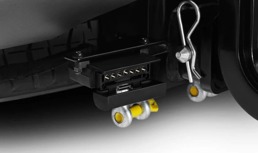 "<img src=""Tow Bar Wiring Harness - 7 Pin Flat"