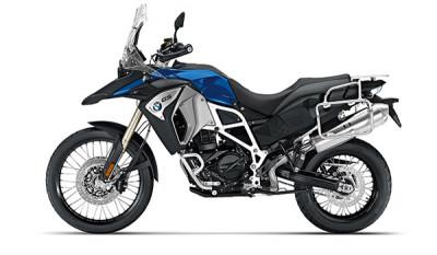 New BMW Motorrad F 800 GS Adventure