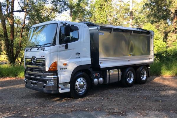 2020 Hino Ss 2848 Air Truck