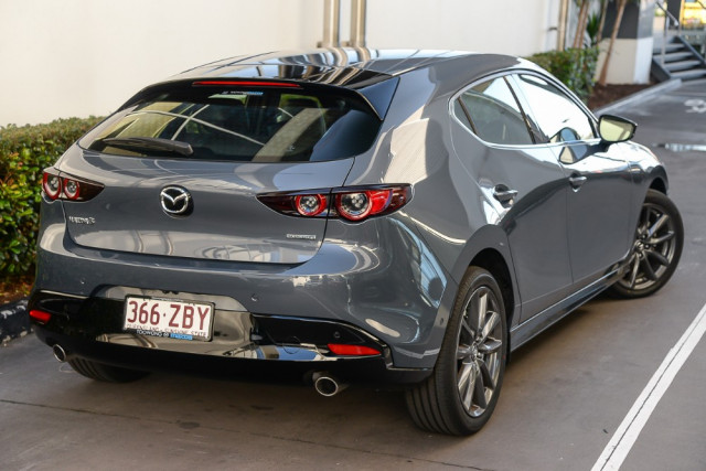 2019 Mazda 3 BP G20 Touring Hatch Hatch Image 2
