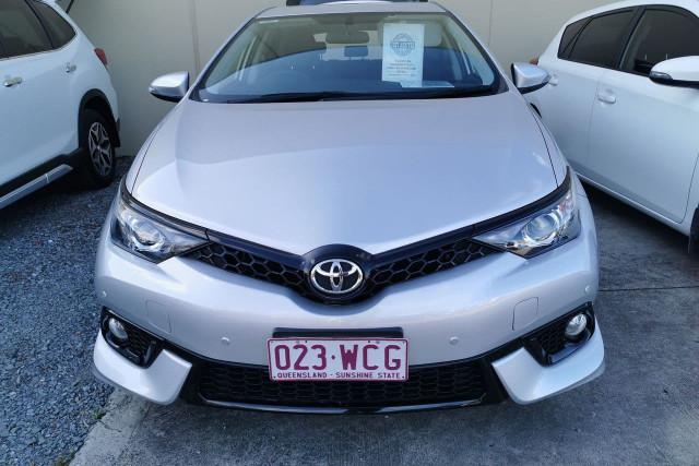 2015 Toyota Corolla Hatchback