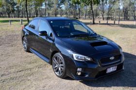 Subaru WRX Sedan V1