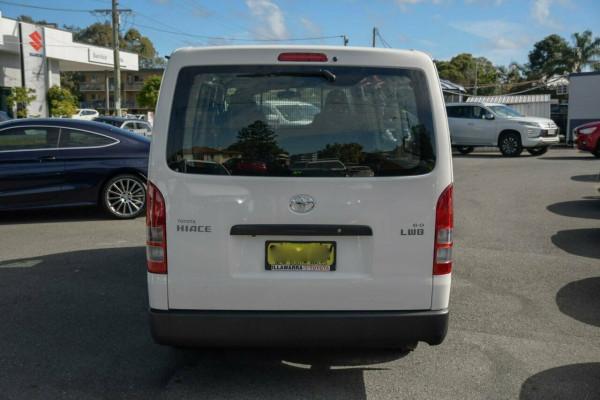2014 Toyota HiAce TRH201R MY14 LWB Van Image 4