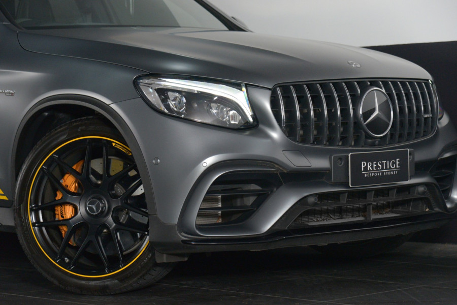 2019 Mercedes-Benz Glc 63 S Edition 1