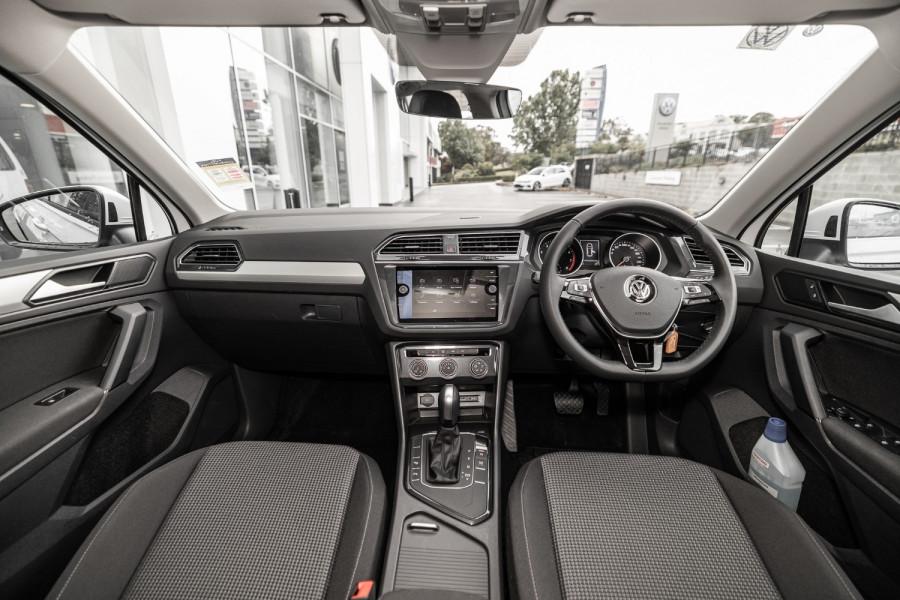 2020 Volkswagen Tiguan 5N 110TSI Trendline Suv Image 21