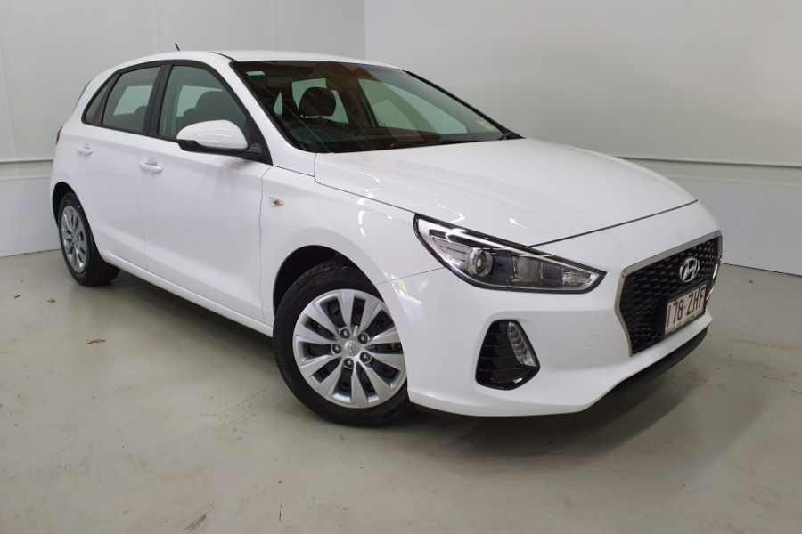2019 Hyundai I30 PD MY19 Go Hatchback