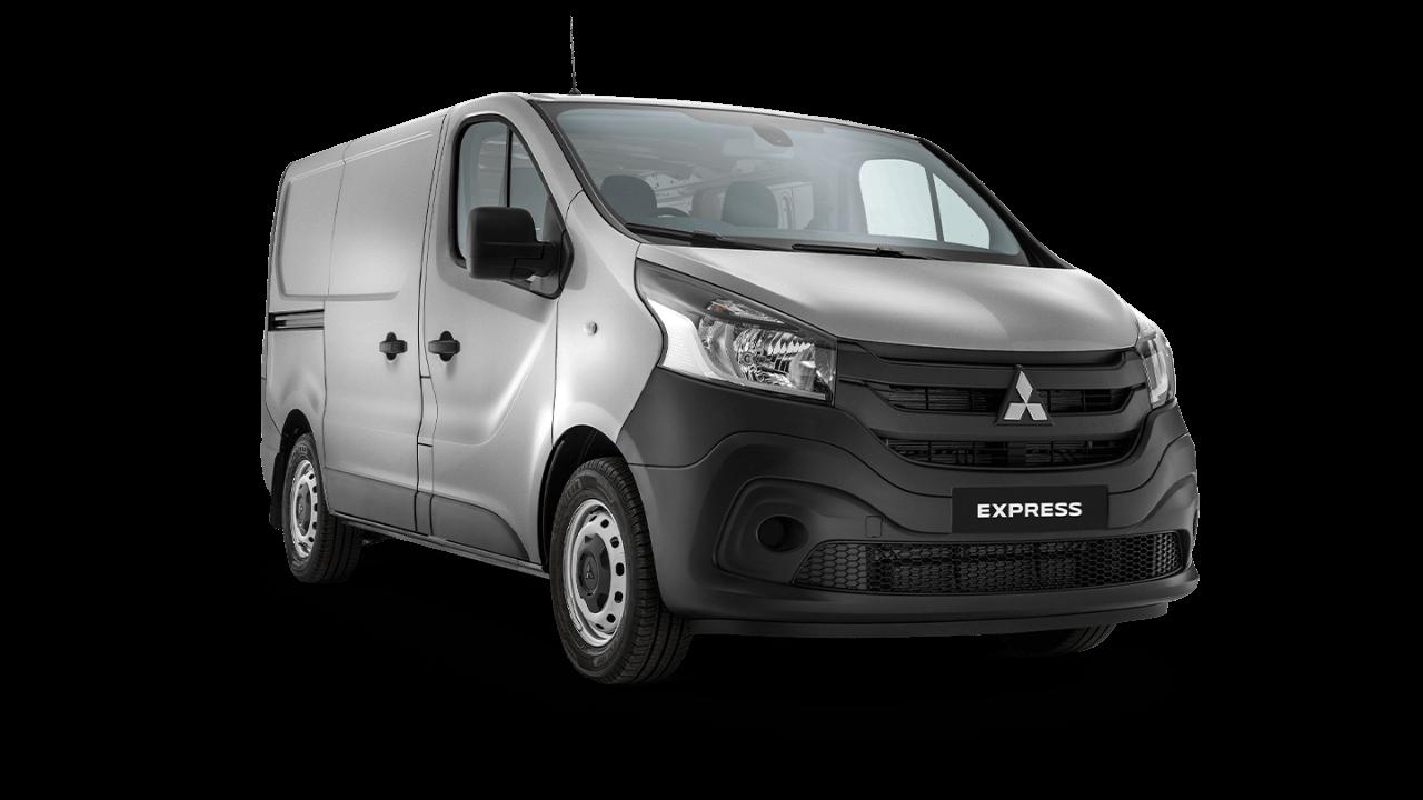 2021 MY22 Mitsubishi Express SN GLX SWB Manual Van