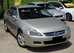 Honda Accord VTi 40 MY06 Upgrade