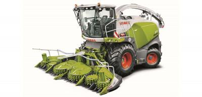 New CLAAS JAGUAR 870-850
