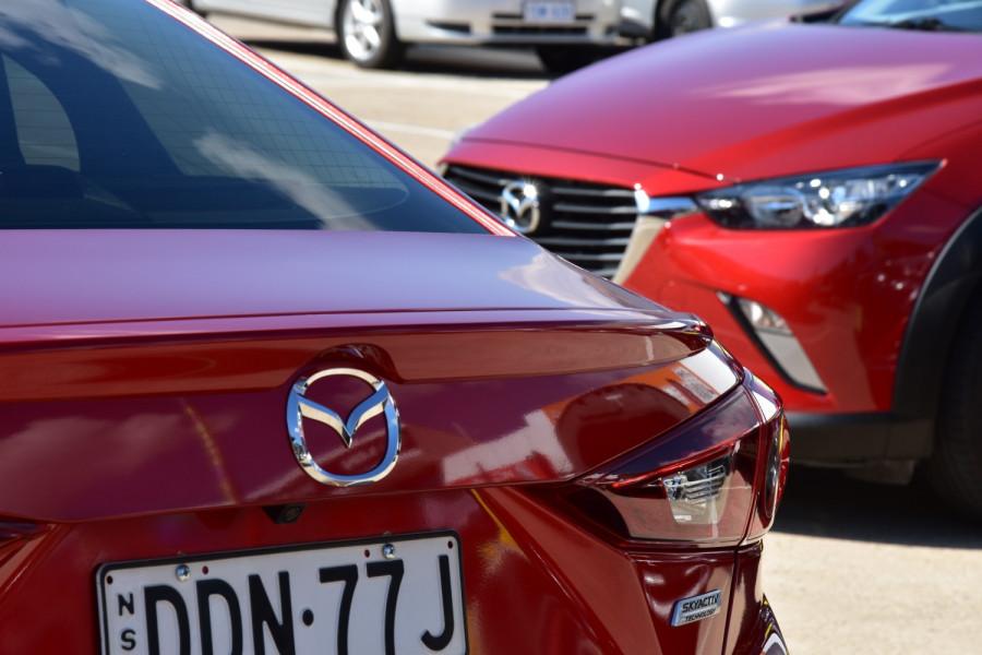 2016 Mazda 3 BM Series SP25 Sedan Sedan Image 6