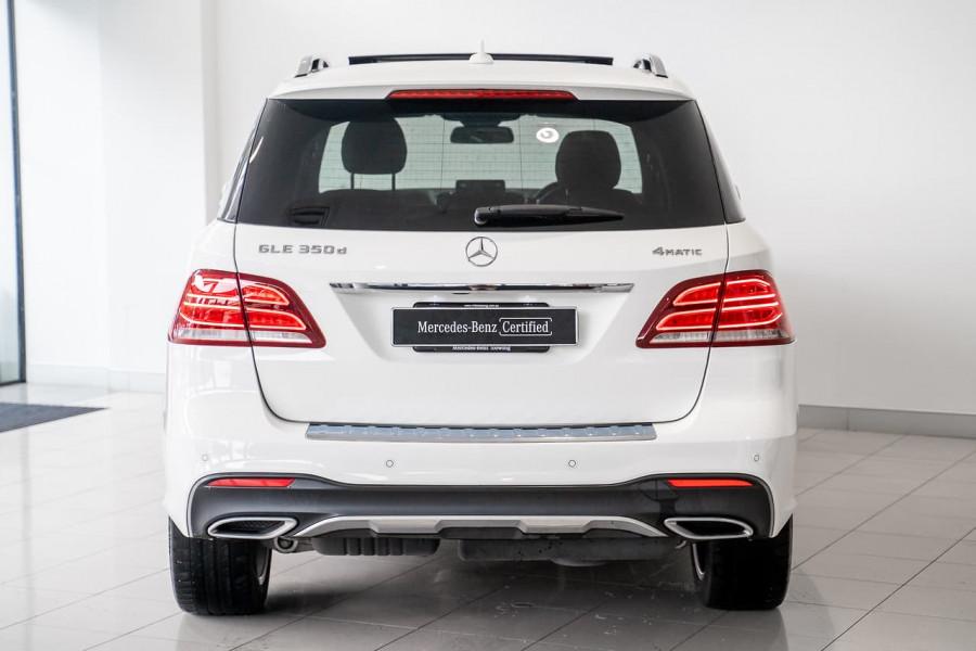 2018 Mercedes-Benz Gle-class GLE350 d