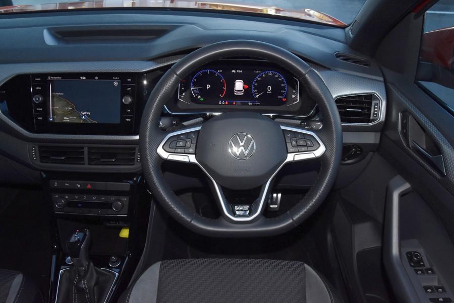 2020 MY21 Volkswagen T-Cross C1 85TSI Style Wagon Image 8