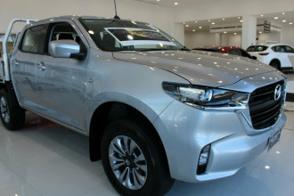 2020 MY21 Mazda BT-50 TF XT 4x4 Cab Chassis Cab chassis Image 4
