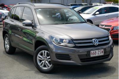 2011 MY12 Volkswagen Tiguan 5N 132TSI Suv Image 2