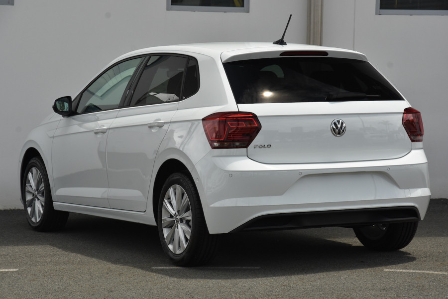 2019 Volkswagen Polo Hatchback