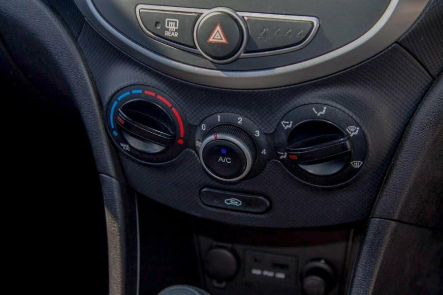2013 Hyundai Accent RB2 Active Hatchback Image 11