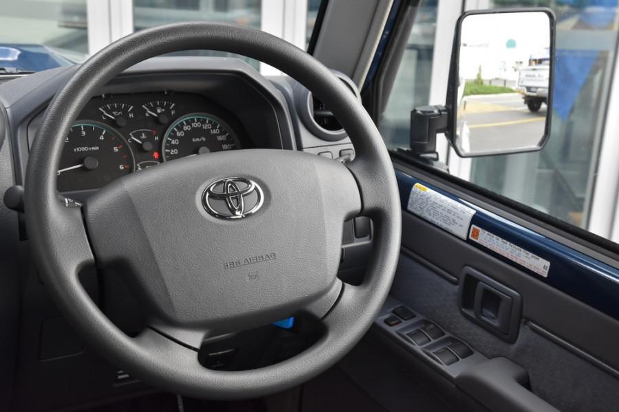 2019 Toyota Landcruiser VDJ76R GXL Suv Image 9
