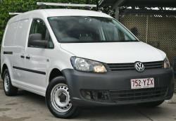 Volkswagen Caddy TDI250 BlueMOTION Maxi 2KN MY13
