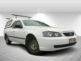 Ford Falcon XL Ute Super Cab BA