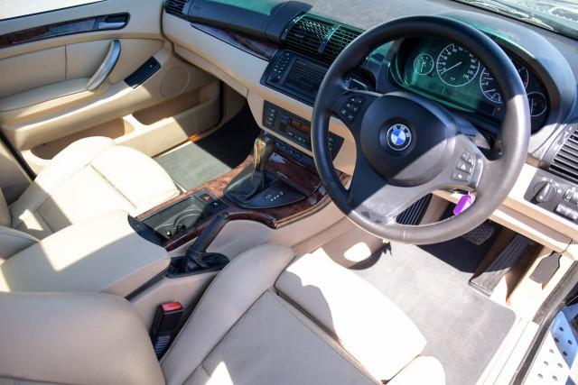 2006 BMW X5 E53 MY05 d Suv Image 12