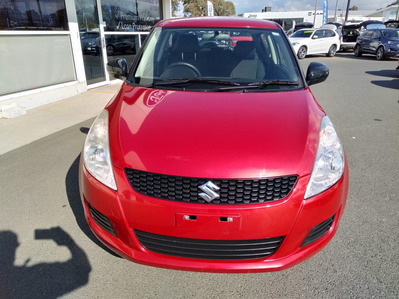 2012 Suzuki Swift FZ GA Hatchback