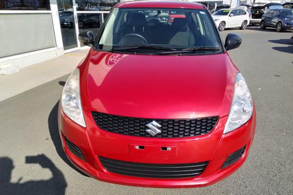 2012 Suzuki Swift FZ GA Hatchback Image 3