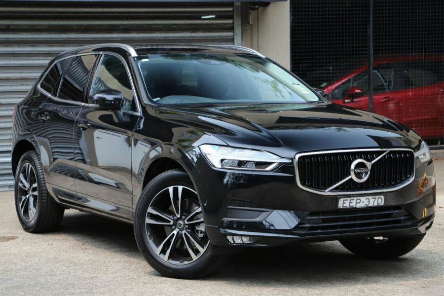 2019 MY20 Volvo XC60 UZ D4 Momentum Suv Image 1